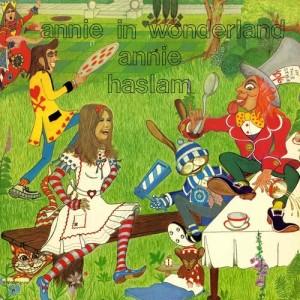Album Annie In Wonderland from Annie Haslam
