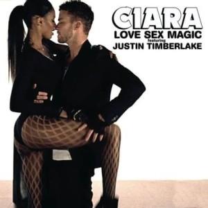 Ciara的專輯Love Sex Magic