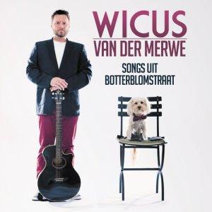 Album Songs Uit Botterblomstraat from Wicus Van Der Merwe