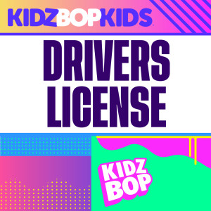 Album Drivers License from Kidz Bop Kids