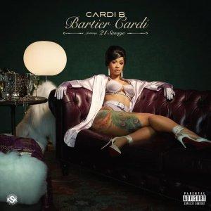 Cardi B的專輯Bartier Cardi (feat. 21 Savage) (Explicit)
