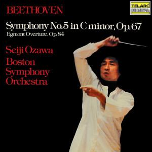 Seiji Ozawa的專輯Beethoven: Symphony No. 5 in C Minor, Op. 67 & Egmont Overture, Op. 84