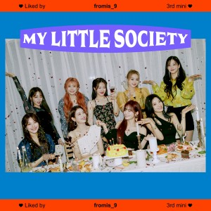 fromis_9的專輯My Little Society