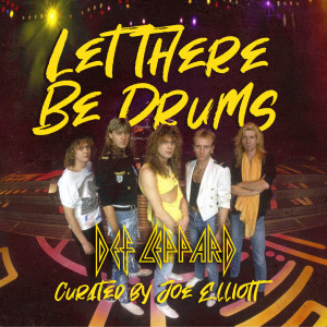 Album Let There Be Drums from Def Leppard
