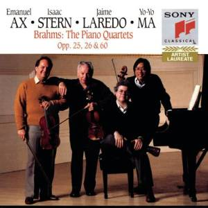 Album Brahms: The Piano Quartets, Opp. 25, 26 & 60 from Classical Artists