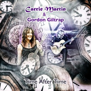 Album Time After Time from Carrie Martin