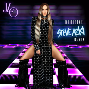 Album Medicine (Steve Aoki from the Block Remix) from Jennifer Lopez