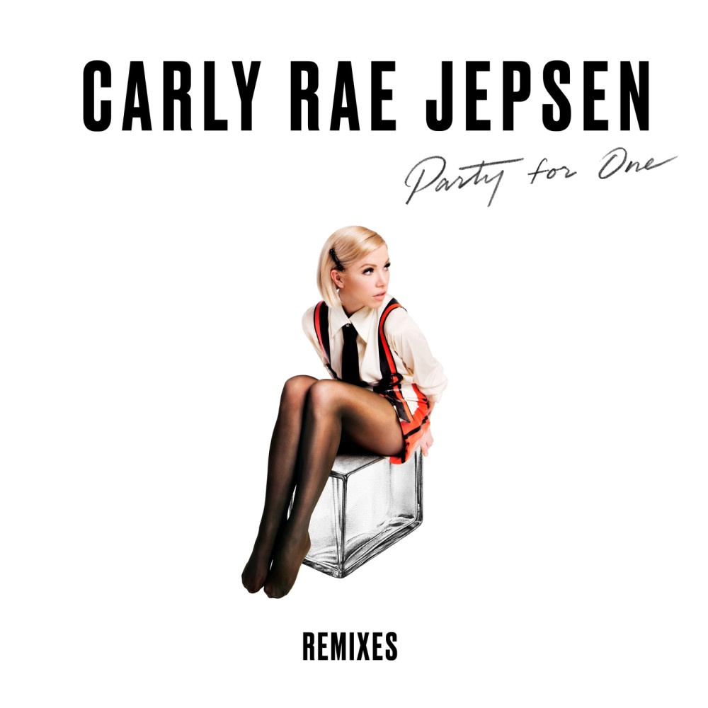 Party For One (More Giraffes Remix) 2018 Carly Rae Jepsen