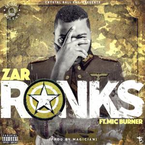 Album Ranks from ZAR