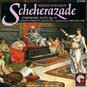 Album Rimsky-Korsakov: Scheherazade Symphonic Suite Op. 35 from London Symphony Orchestra
