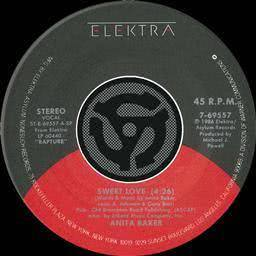 Listen to Sweet Love song with lyrics from Anita Baker