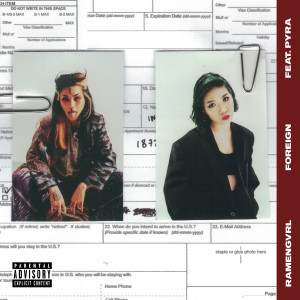 Album Foreign from Ramengvrl