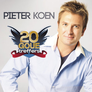 Album 20 Goue Treffers from Pieter Koen