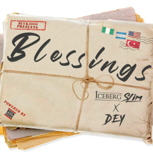 Album Blessings from Iceberg Slim