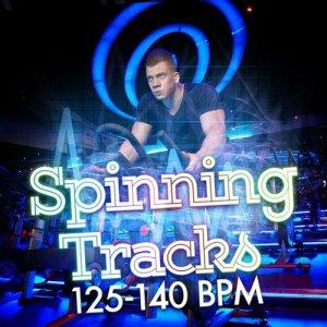 Spinning Tracks (125-140 BPM)