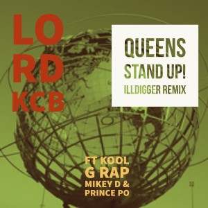 Kool G Rap的專輯Queens Stand Up (Illdigger Remix) (Explicit)