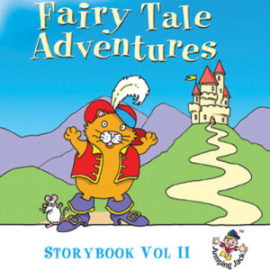 Album Fairy Tale Adventures … Story Book Volume 2 from The Jamborees