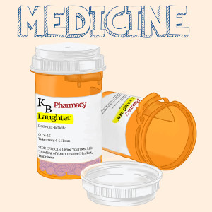 Album Medicine (Explicit) from King Bach
