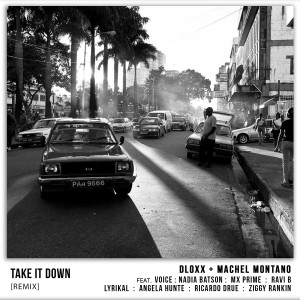Take It Down (Remix) [feat. Voice, Nadia Batson, MX Prime, Ravi B, Lyrikal, Angela Hunte, Ricardo Drue & Ziggy Rankin]