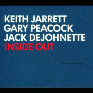 Album Inside Out from Keith Jarrett&Charlie Haden