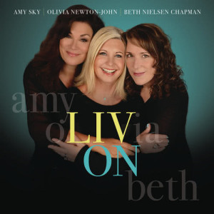 Album Liv On from Olivia Newton John