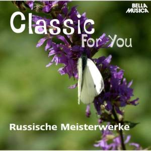 Album Russische Meisterwerke from New Philharmonic Orchestra London
