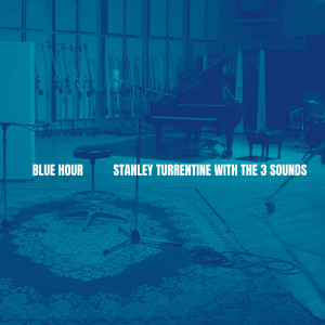 Album Blue Hour from The Three Sounds