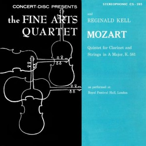 Album Mozart: Quintet for Clarinet and Strings, K. 581 (Remastered from the Original Concert-Disc Master Tapes) from Reginald Kell