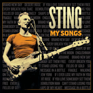 Sting的專輯My Songs