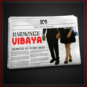 Album Vibaya from Harmonize