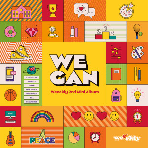 Album We can from Weeekly