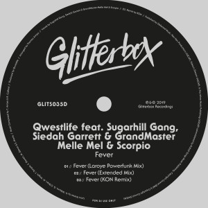 Album Fever (feat. Sugarhill Gang, Siedah Garrett & GrandMaster Melle Mel & Scorpio) from Siedah Garrett