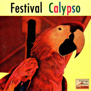 """Album Vintage World Nº 65 - EPs Collectors, """"Festival Calypso"""""""" from Norman Luboff"""