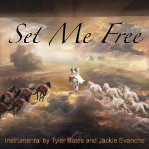 """Album Set Me Free (From """"Troy"""": The Epic Horse Show Original Score) from Jackie Evancho"""