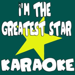 Album I'm the greatest star (Karaoke) from The Official Karaoke