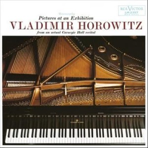 Album Mussorgsky: Pictures at an Exhibition (from an actual Carnegie Hall Recital) from Vladimir Horowitz