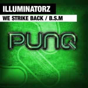 Album We Strike Back from Illuminator