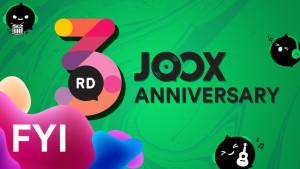 Persembahan Khusus di 3 Tahun JOOX
