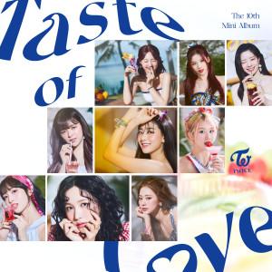 Album Taste of Love from TWICE