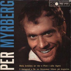 Album Hela kvällen är vår from Per Myrberg