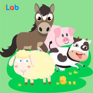 iLab興趣實驗室的專輯Animals Live on the Farm