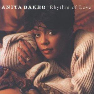 Album Rhythm Of Love from Anita Baker