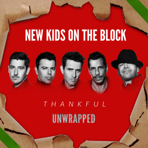 New Kids On The Block的專輯Thankful (Unwrapped)