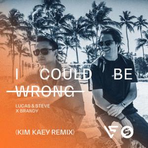Lucas & Steve的專輯I Could Be Wrong (Kim Kaey Remix)
