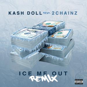 收聽Kash Doll的Ice Me Out歌詞歌曲