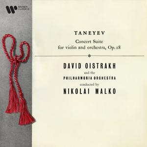 Album Taneyev: Concert Suite for Violin and Orchestra, Op. 28 from Philharmonia Orchestra