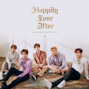 Album The 6th Mini Album 'Happily Ever After' from NU'EST