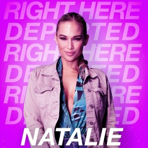 Natalie的專輯Right Here (Departed)