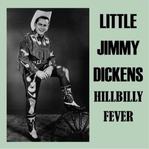 Album Hillbilly Fever from Little Jimmy Dickens