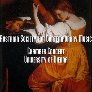 Album Chamber Concert – University Of Vienna / Kammerkonzert Der Oesterreichischen Gesellschaft Fuer Zeitgenoessische Musik, 28. Juni 2000 Im Fann from Austrian Society For Contemporary Music